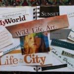 Manifest Travel Vision Board Workshop