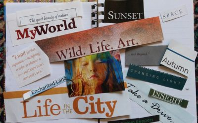 Manifest Travel Vision Board Workshop