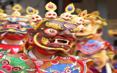 Jambay Lhakhang Drup; The Sacred Naked Dance Festival in Bhutan
