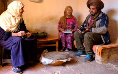 When a Berber Boy Falls in Love; The Tea Tells All