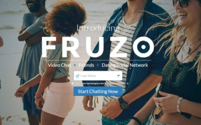 Fruzo; The Anti-Catfish Dating App