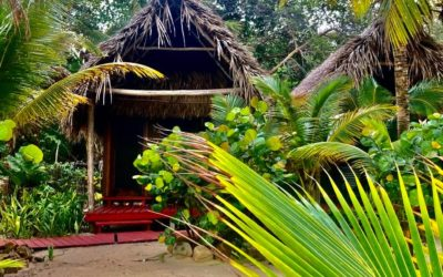 Singing Sands Inn; The Best Budget Beach Accommodations in Belize (The Good, The Bad and The Ugly)